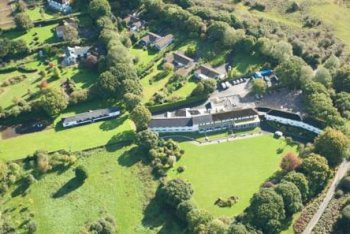 Moorland Garden Hotel, Plymouth, Dartmoor National Park