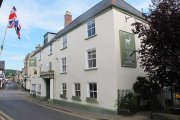 The White Hart Hotel, Moretonhampstead, Dartmoor National Park