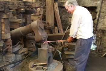Finch Foundry (National Trust), Sticklepath, Dartmoor National Park