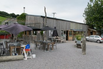 Ullacombe Farm Shop, Haytor Vale, Dartmoor National Park