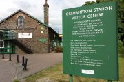 Okehampton Station Visitor Centre, Okehampton, Dartmoor National Park