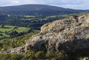 Nattadon Hillfort, Chagford, Dartmoor National Park