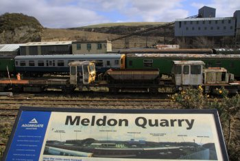 Meldon Quarry, Okehampton, Dartmoor National Park