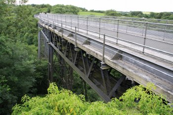 Meldon Viaduct, Okehampton, Dartmoor National Park