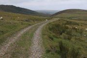 King Way, Dartmoor, Dartmoor National Park