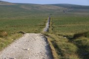 Army Ring Road Walking and Cycling, Okehampton, Dartmoor National Park