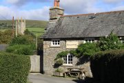 The Rugglestone Inn, Widecombe in the Moor, Dartmoor National Park