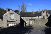 The Old Inn, Widecombe in the Moor, Dartmoor National Park
