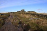 South Hessary Tor, Princetown, Dartmoor National Park