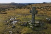 Crazy Well Cross, Princetown, Dartmoor National Park