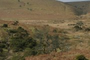 Berry Pound, Widecombe in the Moor, Dartmoor National Park