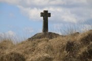 Hutchinson's Cross/Devonport Leat Cross, Princetown, Dartmoor National Park