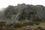 Holwell Tor Quarries, Haytor Vale, Dartmoor National Park