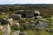 Shilstone Tor, Throwleigh, Dartmoor National Park