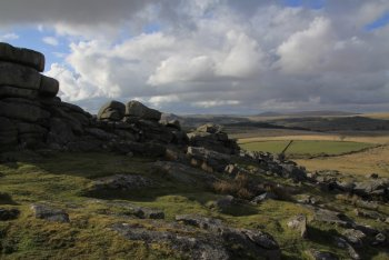 Gutter Tor, Sheepstor, Dartmoor National Park