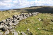 Irishman's Wall, Belstone, Dartmoor National Park