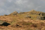 Bonehill Down, Widecombe in the Moor, Dartmoor National Park