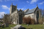 Drewsteignton Holy Trinity Church, Drewsteignton, Dartmoor National Park