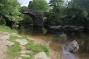 Hexworthy Bridge, Hexworthy, Dartmoor National Park